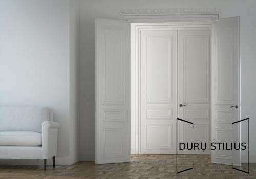 Durys - dvigubos ir stumdomos 21
