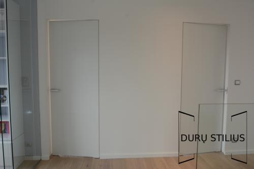 Durys - stiklas ir akrilas 21