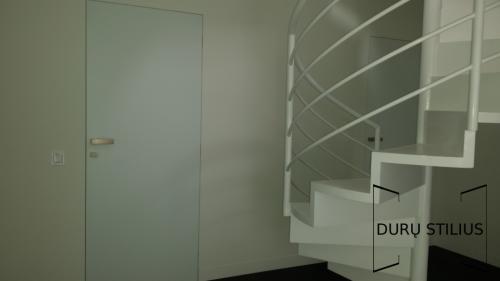 Durys - stiklas ir akrilas 26
