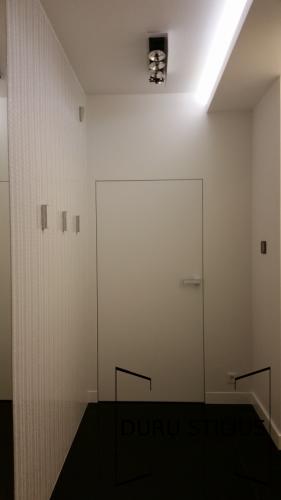 Durys - stiklas ir akrilas 40