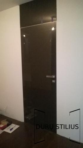 Durys - stiklas ir akrilas 42