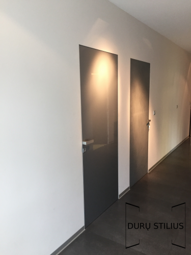 Durys - stiklas ir akrilas 63