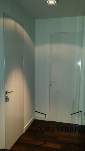 Durys - stiklas ir akrilas 64