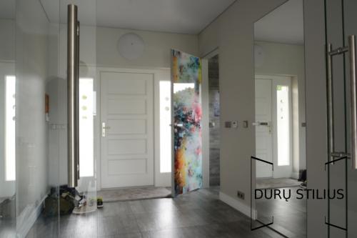 Durys - dvigubos ir stumdomos 10