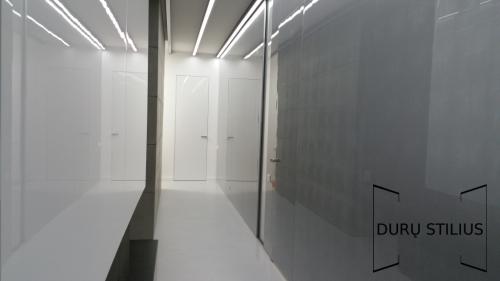 Durys - stiklas ir akrilas 14