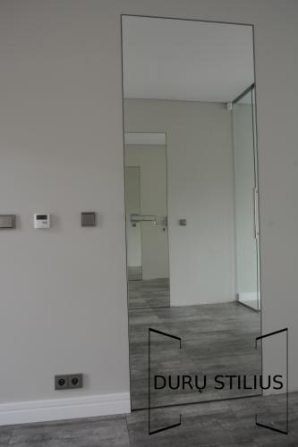 Durys - stiklas ir akrilas 71