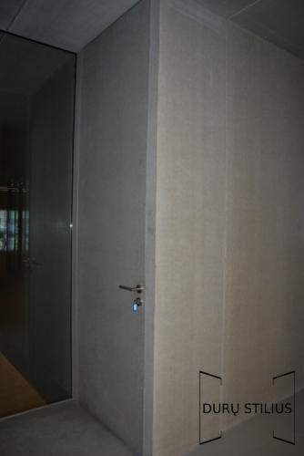Durys - stiklas ir akrilas 91